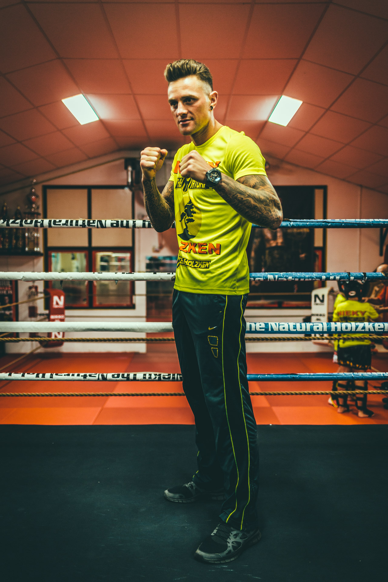 Image Result For Nieky Holzken